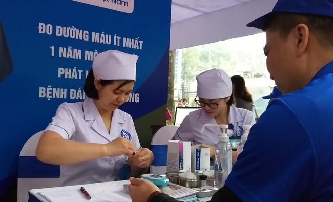 HLV Park Hang Seo chia sẻ kinh nghiệm nâng cao sức khỏe của bản thân trong ngày phát động Chương trình Sức khỏe Việt Nam - Ảnh 7.