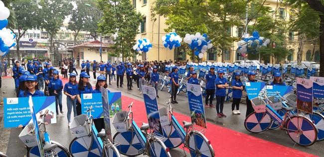 HLV Park Hang Seo chia sẻ kinh nghiệm nâng cao sức khỏe của bản thân trong ngày phát động Chương trình Sức khỏe Việt Nam - Ảnh 2.