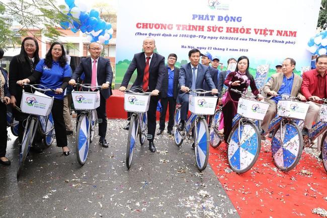 HLV Park Hang Seo chia sẻ kinh nghiệm nâng cao sức khỏe của bản thân trong ngày phát động Chương trình Sức khỏe Việt Nam - Ảnh 9.