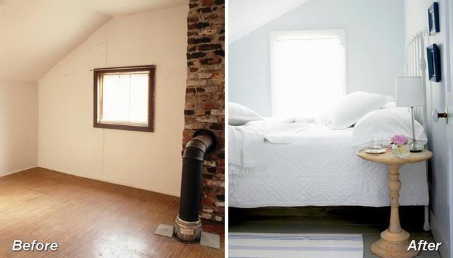 Những ý tưởng hoàn hảo để cải tạo phòng ngủ tầng áp mái - Ảnh 21.