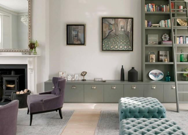 Mách bạn cách lựa chọn bảng màu sắc thiết kế nhà theo năm sinh để hợp phong thủy lấy may (Phần 2) - Ảnh 6.