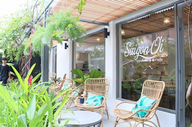Muốn đi cafe, trà sữa từ mùng 1, đây là danh sách quán mở xuyên Tết cần ghim ở Sài Gòn - Ảnh 12.