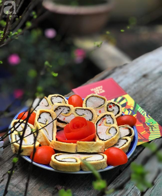 Người Trung Quốc có một món ăn cầu may mắn Tết nào cũng phải làm - Ảnh 10.