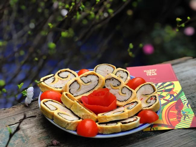 Người Trung Quốc có một món ăn cầu may mắn Tết nào cũng phải làm - Ảnh 1.