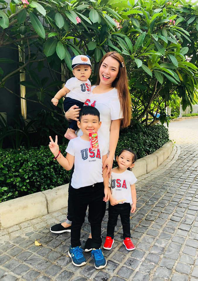 Nào có thua người lớn, nhóc tỳ nhà sao Việt xúng xính diện áo dài, nổi nhất là mẹ con Thu Thảo và Hà Anh - Ảnh 16.