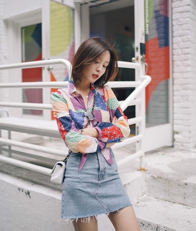 Không đi chúc Tết, các nàng nên mặc gì cho sành điệu để dạo phố thưởng Xuân trong tiết trời ấm áp này? - Ảnh 6.