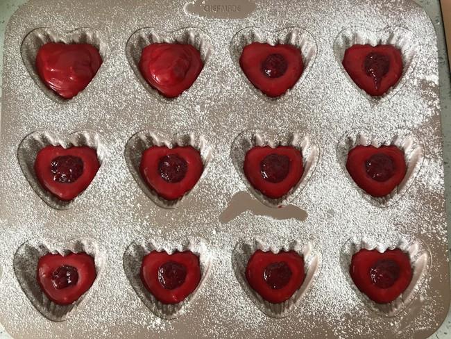 Mách bạn cách cưa đổ crush chỉ bằng món bánh trái tim làm siêu đơn giản - Ảnh 7.