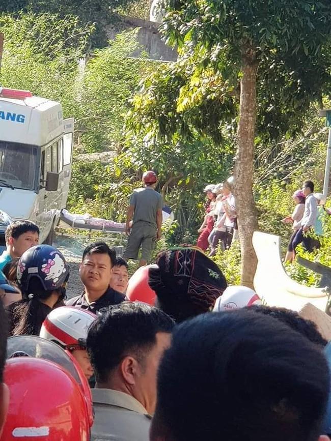 Vụ nữ sinh bị sát hại ở Điện Biên: Công an khoanh vùng một đối tượng nam đi xe tay ga màu trắng - Ảnh 2.