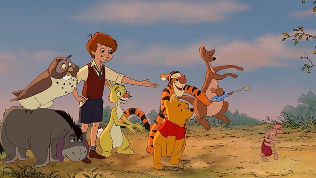 Câu chuyện buồn về nguyên bản đời thực của Winnie The Pooh: Cậu bé Christopher bị bố lợi dụng, mẹ từ mặt - Ảnh 1.