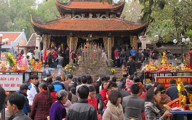 4 lễ hội đầu năm cứ khai hội là đông đến nghẹt thở của miền Bắc - Ảnh 7.