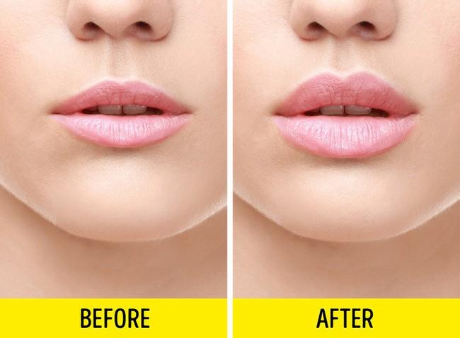 10 bài tập trên khuôn mặt có thể làm cho bạn có chiếc mũi trông duyên dáng hơn, đôi môi trông căng hơn - Ảnh 13.