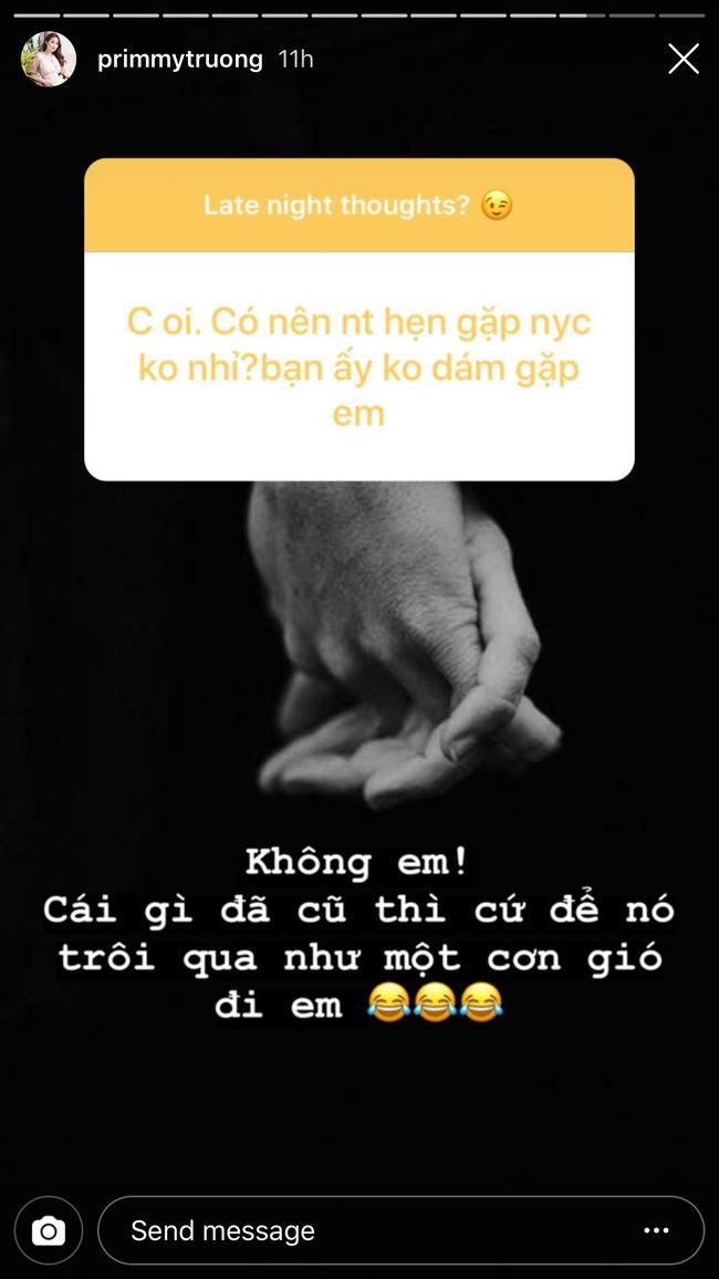 Hậu chia tay Phan Thành, Primmy Trương tuyên bố mình là người lý trí không bao giờ vấn vương điều đã cũ - Ảnh 2.