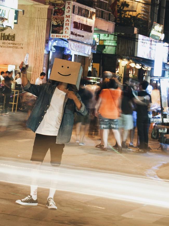 Hóa ra chàng trai vào vai Ngạn trong Mắt Biếc từng là thí sinh giấu mặt của cuộc thi Here We Go - Ảnh 7.