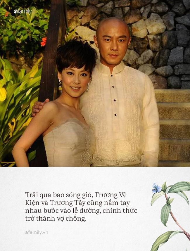 Trương Vệ Kiện và Tuyên Huyên: Tình yêu không vượt qua lòng tự trọng của đàn ông, chàng hạnh phúc bước tiếp, nàng cô đơn lẻ bóng tuổi xế chiều - Ảnh 6.