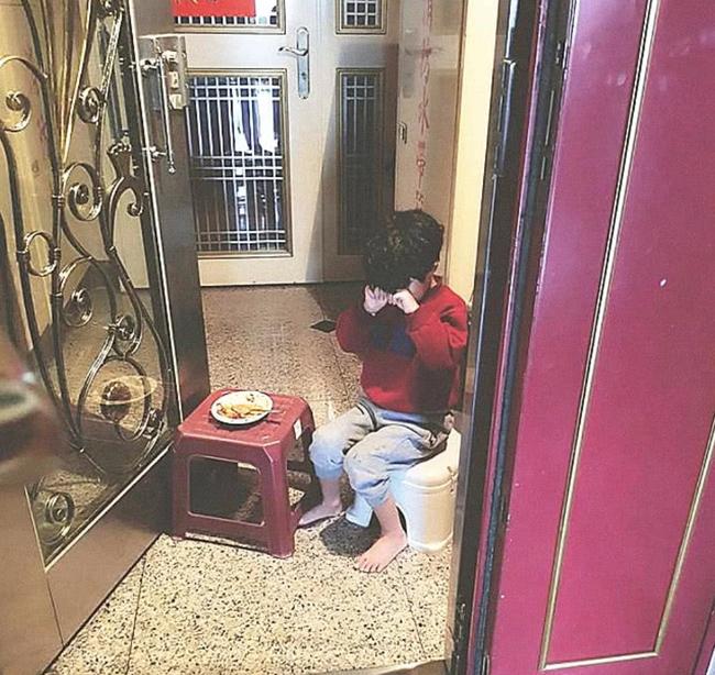 Con trai 4 tuổi không chịu ăn cơm, nữ diễn viên Đài Loan đã mạnh tay làm một điều khiến nhiều người trầm trồ - Ảnh 3.