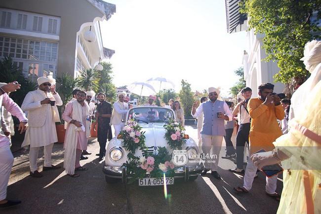 Ngày cuối cùng của đám cưới tỷ phú Ấn Độ ở Phú Quốc:  1 loạt những shot hình độc đáo, đẹp mắt mang đẳng cấp sang-xịn-mịn - Ảnh 14.