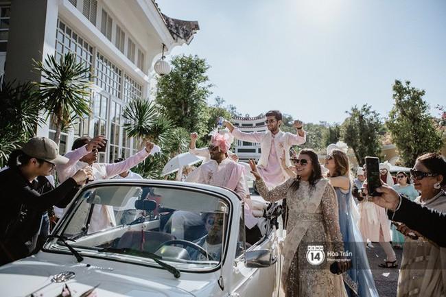 Ngày cuối cùng của đám cưới tỷ phú Ấn Độ ở Phú Quốc:  1 loạt những shot hình độc đáo, đẹp mắt mang đẳng cấp sang-xịn-mịn - Ảnh 15.