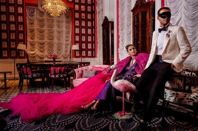 Ngày cuối cùng của đám cưới tỷ phú Ấn Độ ở Phú Quốc:  1 loạt những shot hình độc đáo, đẹp mắt mang đẳng cấp sang-xịn-mịn - Ảnh 4.