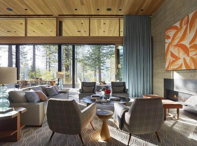 Phong cách nào cũng được những bạn không thể bỏ qua yếu tố này khi thiết kế phòng khách - Ảnh 14.