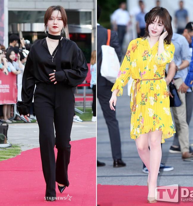 Dù tăng cân nhưng lần này Goo Hye Sun lại đẹp mỹ mãn nhờ tìm được lối makeup và style phù hợp - Ảnh 1.