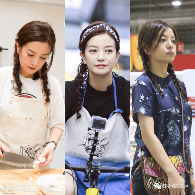 Triệu Vy đã 43 tuổi mà vẫn trẻ trung như gái đôi mươi, một phần cũng bởi những thói quen làm đẹp này - Ảnh 6.