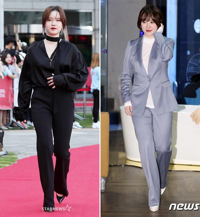Dù tăng cân nhưng lần này Goo Hye Sun lại đẹp mỹ mãn nhờ tìm được lối makeup và style phù hợp - Ảnh 4.