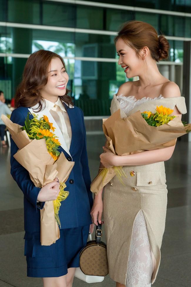 Ngọc Châu rạng rỡ chào đón Miss Supranational và Mister Supranational đến Việt Nam - Ảnh 6.