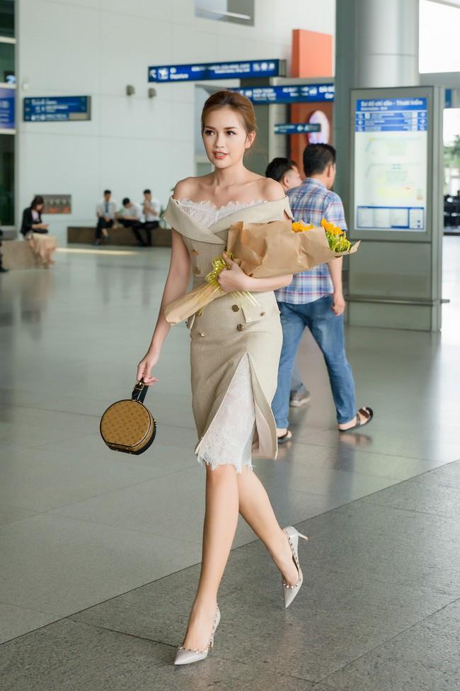 Ngọc Châu rạng rỡ chào đón Miss Supranational và Mister Supranational đến Việt Nam - Ảnh 3.
