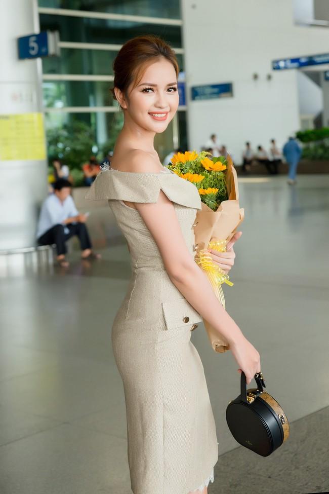 Ngọc Châu rạng rỡ chào đón Miss Supranational và Mister Supranational đến Việt Nam - Ảnh 5.