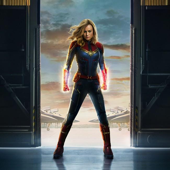 Đại úy Marvel Brie Larson giữ dáng theo cách nào để hóa thân xuất sắc nhất cho vai diễn? - Ảnh 1.