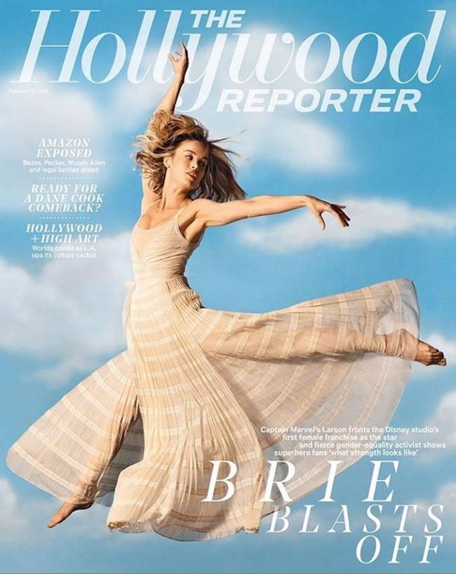 Đại úy Marvel Brie Larson giữ dáng theo cách nào để hóa thân xuất sắc nhất cho vai diễn? - Ảnh 4.