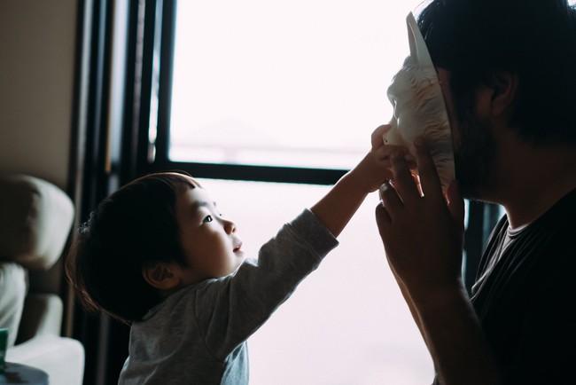 Nhiếp ảnh gia Nhật Bản mắc bệnh ung thư nguyện dành 3 năm còn lại chụp ảnh dành tặng con - Ảnh 6.