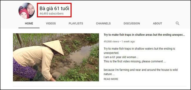 Đừng tưởng già là mù công nghệ, bà già 61 tuổi thách thức giới trẻ bằng loạt clip triệu view trên Youtube đây này! - Ảnh 1.