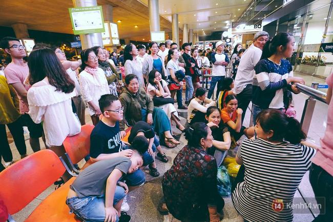 Sân bay Tân Sơn Nhất bị khách hàng xếp bét bảng về chất lượng dịch vụ hàng không - Ảnh 1.