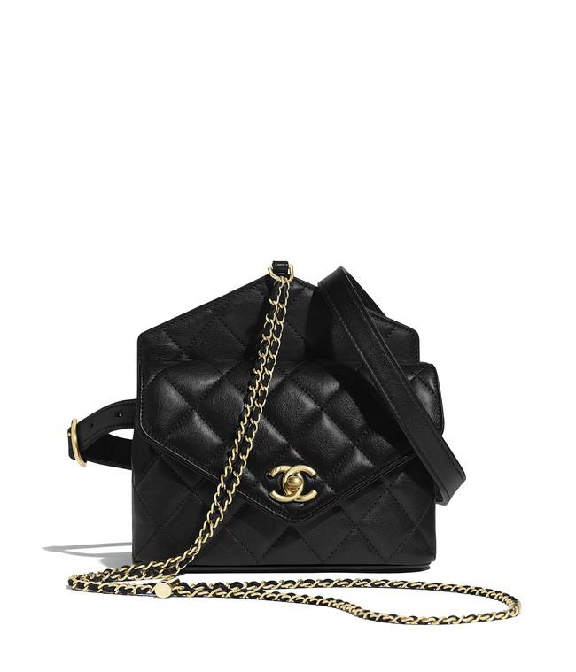Diện nguyên set Chanel đắt đỏ, Lan Khuê còn biết phá cách bởi một chi tiết khá hay ho - Ảnh 5.