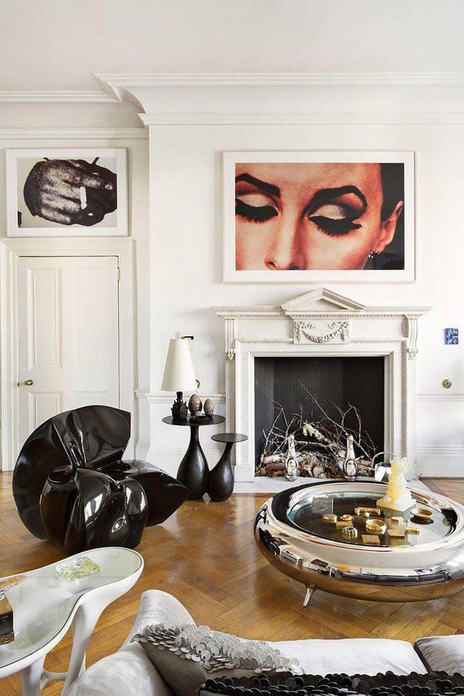Thay da đổi thịt cho căn phòng khách gia đình bằng những món đồ nội thất hiện đại - Ảnh 5.