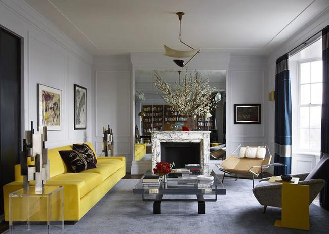 Thay da đổi thịt cho căn phòng khách gia đình bằng những món đồ nội thất hiện đại - Ảnh 6.