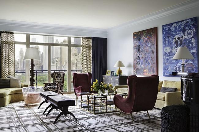 Thay da đổi thịt cho căn phòng khách gia đình bằng những món đồ nội thất hiện đại - Ảnh 8.