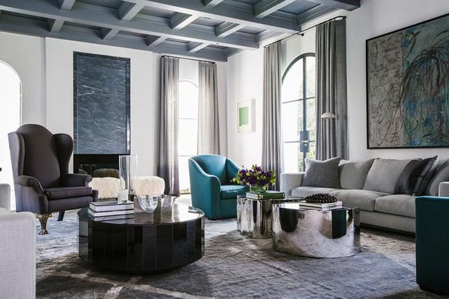 Thay da đổi thịt cho căn phòng khách gia đình bằng những món đồ nội thất hiện đại - Ảnh 16.