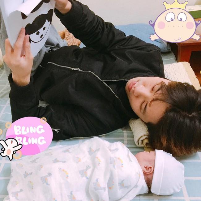 Luyện con ngủ xuyên đêm từ 2 tháng tuổi, 7h tối cặp bố mẹ Hà Nội đã có thể ra ngoài hẹn hò - Ảnh 7.