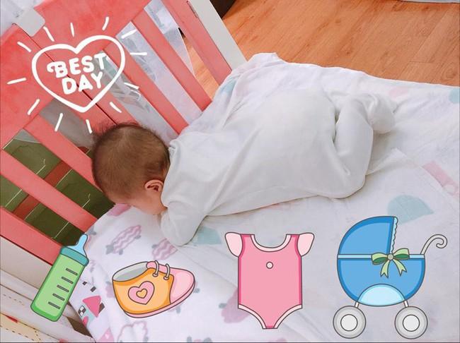 Luyện con ngủ xuyên đêm từ 2 tháng tuổi, 7h tối cặp bố mẹ Hà Nội đã có thể ra ngoài hẹn hò - Ảnh 3.