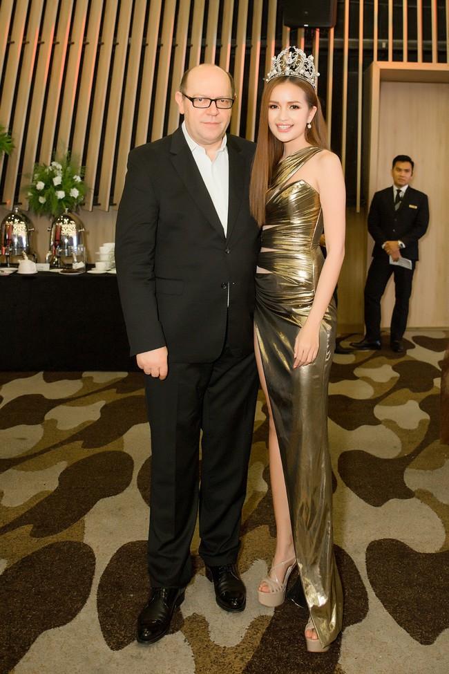 Bị so sánh không thể bằng Minh Tú khi thi Hoa hậu Siêu quốc gia, Ngọc Châu đáp trả thế này  - Ảnh 5.