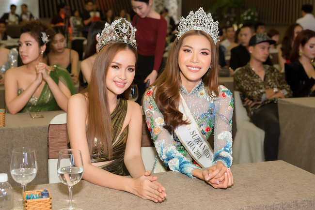 Bị so sánh không thể bằng Minh Tú khi thi Hoa hậu Siêu quốc gia, Ngọc Châu đáp trả thế này  - Ảnh 3.
