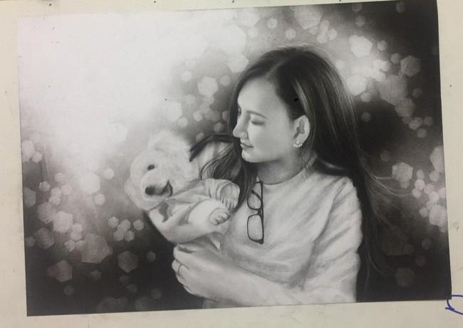 Xót xa câu chuyện của nữ họa sĩ 9x: Yêu xa 700km bị gia đình phản đối, vừa đám cưới 2 tháng phát hiện bị ung thư - Ảnh 6.
