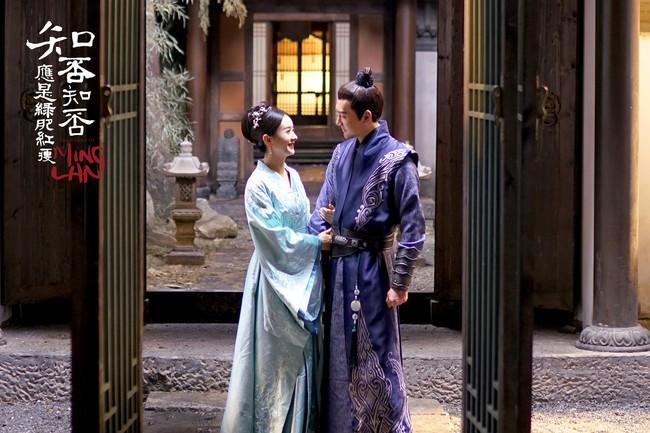 Không phải chỉ đến khi sinh con, Triệu Lệ Dĩnh mới được chồng yêu chiều, khi đóng phim, cô nàng còn được hơn thế nữa!  - Ảnh 4.
