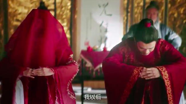 Biết fan mong ngóng, Tân Ỷ thiên tung ngay cảnh Triệu Mẫn phá đám cưới, cướp Trương Vô Kỵ khỏi tay Chu Chỉ Nhược - Ảnh 2.