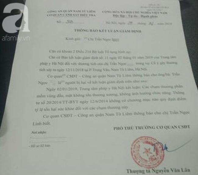 Nữ sinh lớp 9 tố bị vợ 2 của bố đánh chấn thương phải lưu ban do nghỉ quá số ngày quy định - Ảnh 1.