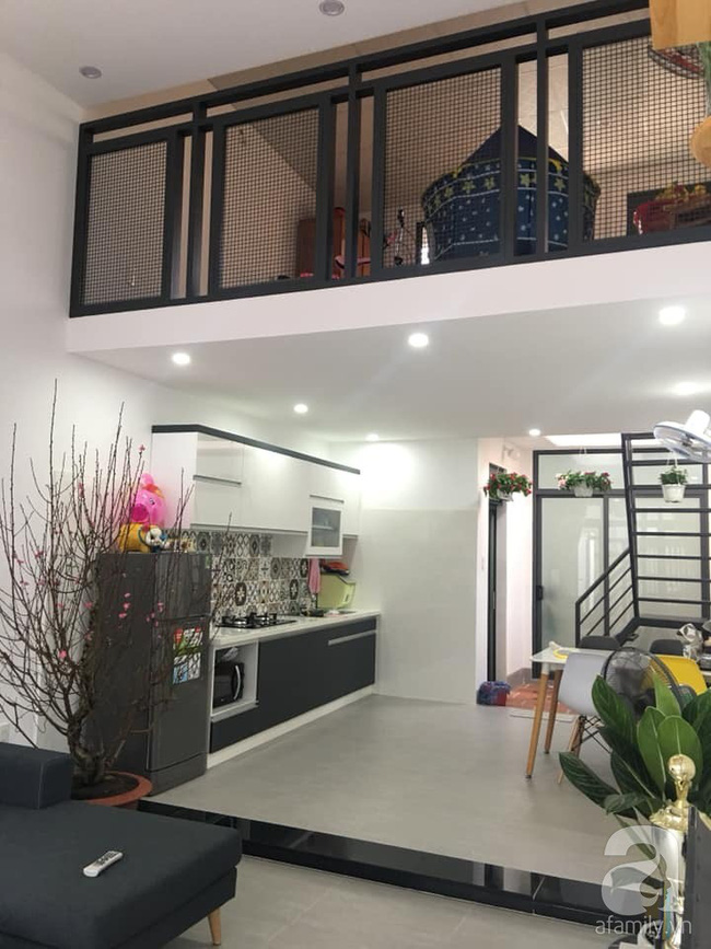 Vợ chồng trẻ xây nhà cấp 4 xinh xắn với tổng chi phí 450 triệu đồng ở thành phố Vũng Tàu - Ảnh 8.
