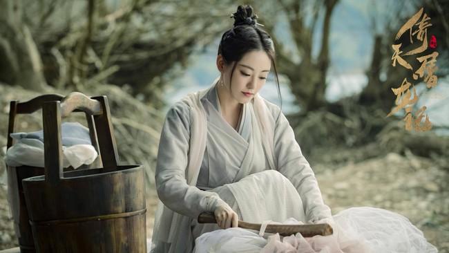 Tống Thanh Thư tỏ tình với Chu Chỉ Nhược cực lãng mạn, fan kêu gào: Anh rất tốt nhưng em rất tiếc không thể nhận!  - Ảnh 1.