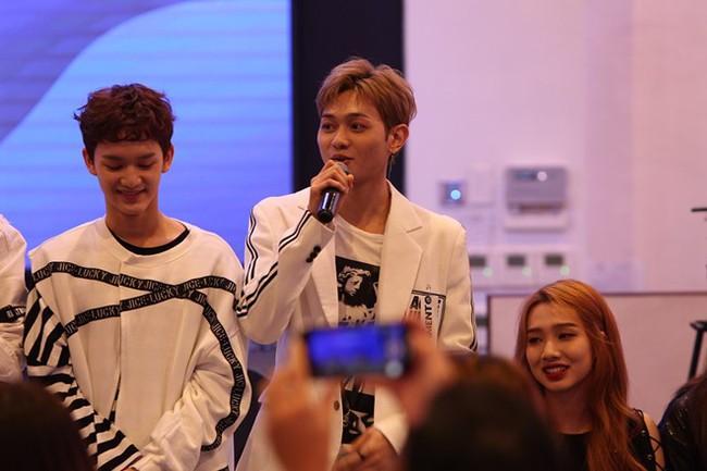 Giữa lùm xùm môi giới mại dâm của Seungri, nhóm nhạc Kpop có thành viên Việt Nam vẫn ra mắt  - Ảnh 7.